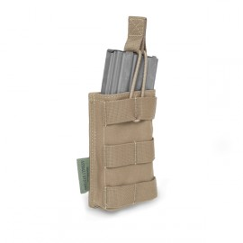 Warrior Assault Systems Single MOLLE Open M4 5.56mm - Coyote Tan