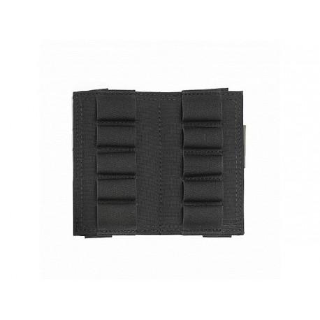 Double Vertical Breaching Shotgun Panel Black