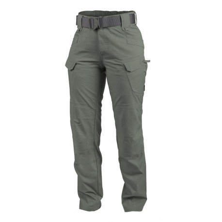 URBAN TACTICAL PANTS® Mujer - PolyCotton - Olive Drab