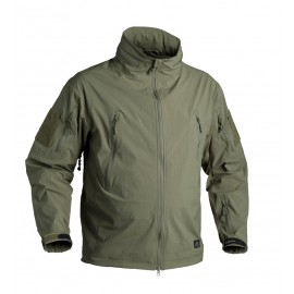 Chaqueta Helikon-Tex TROOPER - Soft Shell - Olive Green