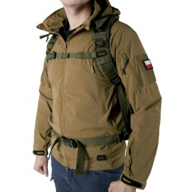 Chaqueta TROOPER - Soft Shell - Jungle Green