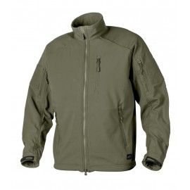 Chaqueta Helikon-Tex DELTA TACTICAL - Soft Shell - Olive Green