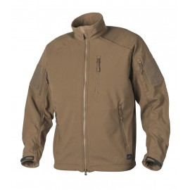 Chaqueta Helikon-Tex DELTA TACTICAL - Soft Shell - Coyote