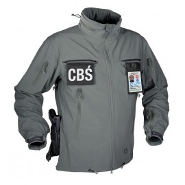 Chaqueta COUGAR® QSA™ + HID™ - Soft Shell - Foliage Green