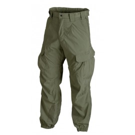 Helikon-Tex Pantalón LEVEL 5 Ver.II - Soft Shell - Olive Green