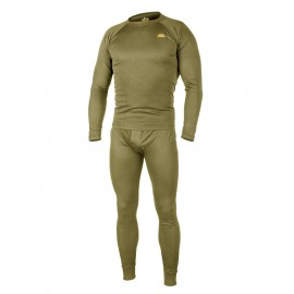 Conjunto Térmico Level 1 Set Olive Green