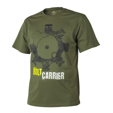 Camiseta Bolt Carrier - U.S. Green