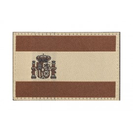 Claw Gear Spain Flag Patch Desert 76x50MM