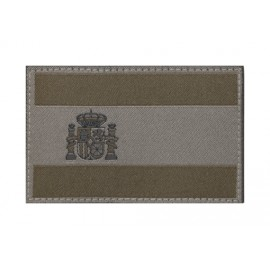 Claw Gear Spain Flag Patch RAL7013 76x50MM
