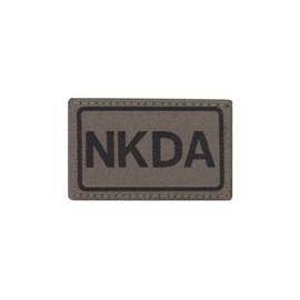 Claw Gear NKDA Patch RAL7013