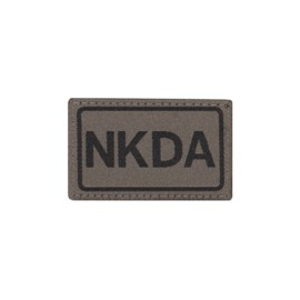 NKDA Patch RAL7013