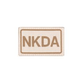 Claw Gear NKDA Patch Desert