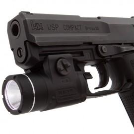 Funda Safariland 6360 USP Compact ALS + SLS Linterna