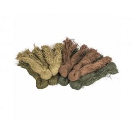 GHILLIE Fiber Yarns - Woodland