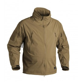 Chaqueta Helikon-Tex TROOPER - Soft Shell - Coyote