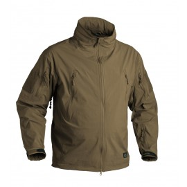 Chaqueta TROOPER - Soft Shell - Mud Brown