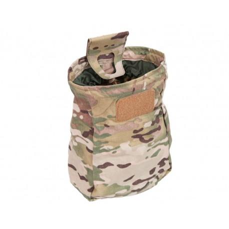 Templars Gear Dump Bag Pouch Long - Multicam