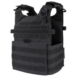 Condor Gunner Lightweight Plate Carrier Black