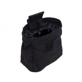 Templars Gear Dump Bag Pouch Short - Black