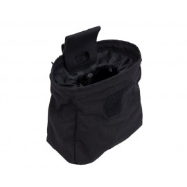 Templars Gear Dump Bag Pouch Short - Black
