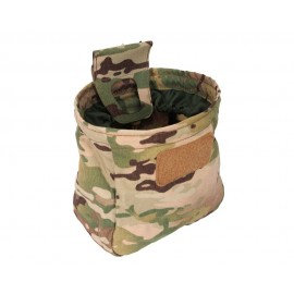 Templars Gear Dump Bag Pouch Short - Multicam