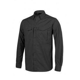 Camisa DEFENDER Mk2 - PolyCotton Ripstop - Black