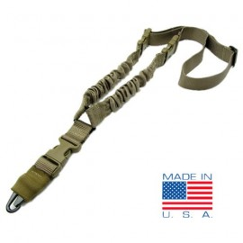 CONDOR COBRA One Point Bungee Sling Coyote