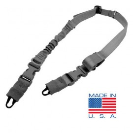 CONDOR STRYKE SINGLE BUNGEE CONVERSION SLING Black