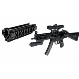 Leapers MP5 Quad Rail System