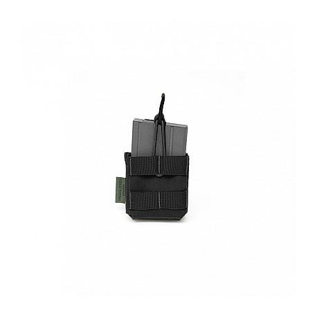 Single MOLLE Open Pouch H&K 417 - Black