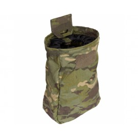Templars Gear Dump Bag Pouch Long - Multicam Tropic