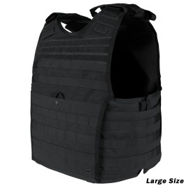 Condor Exo Plate Carrier Gen II L/XL Black