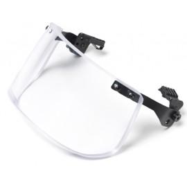 Pantalla Balística NIJ IIIA (3A) para cascos con railes