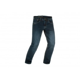 Claw Gear Blue Denim Tactical Flex Jeans Midnight Washed