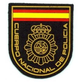 Distintivo/parche Cuerpo Nacional de Policía brazo PVC
