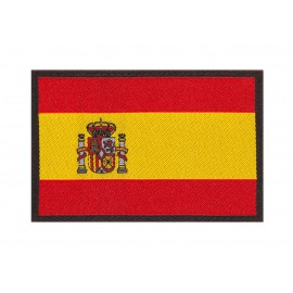 Claw Gear Spain Flag Patch Color 76x50MM