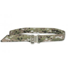 Bayonet 45mm COMBAT belt medium rigid MULTICAM buckle Cobra 9kN