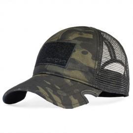 Notch Classic Adjustable Black Multicam Operator