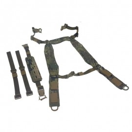 TEMPLARS GEAR ULPH Universal Low Profile Harness Multicam