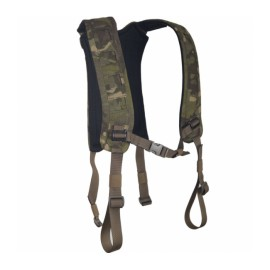 TEMPLARS GEAR 4 Point H-Harness Multicam
