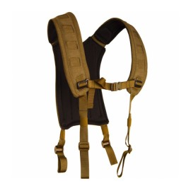 TEMPLARS GEAR 4 Point H-Harness Coyote