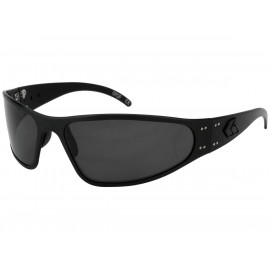 Gatorz WRAPTOR POLARIZED Blackout / Smoked Polarized
