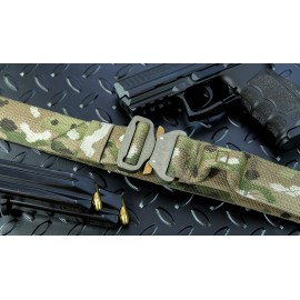 "Bayonet Tactical Belt COMBAT whit ear 45mm (1,75"") Multicam"