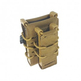 Templars Gear Fast Magazine Rifle+Pistol Pouch - Coyote