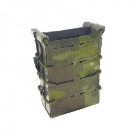 Templars Gear Double Fast Magazine Rifle Pouch - Multicam Tropic