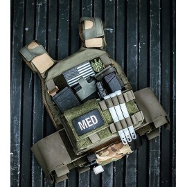 Coyote Tactical RAPID ACCESS TOURNIQUET HOLDER (R.A.T.H.)