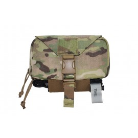 Coyote Tactical SLIM TEAR OFF MEDICAL POUCH (S.T.O.M.P.) GEN 2 Black
