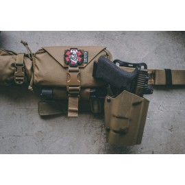 Coyote Tactical SLIM TEAR OFF MEDICAL POUCH (S.T.O.M.P.) GEN 2 Coyote