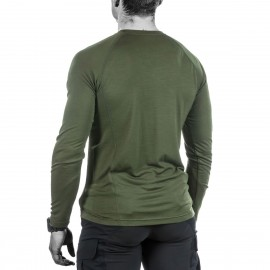 Merino Shirt Long Sleeve Black