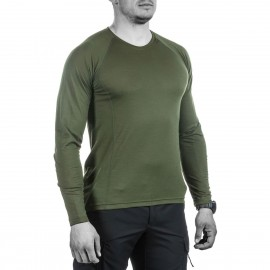UF PRO Merino Shirt Long Sleeve Ranger Green